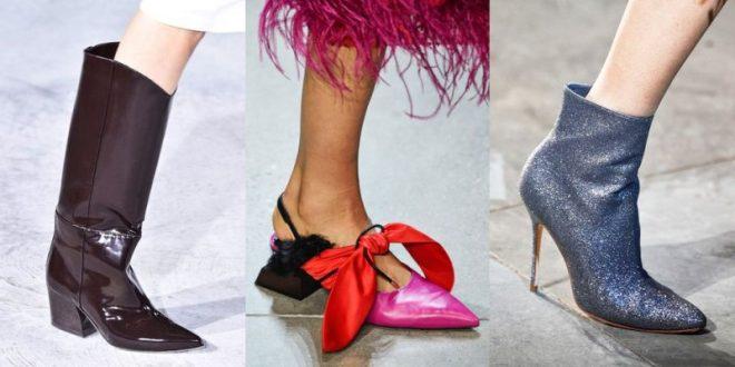 Τα ωραιότερα παπούτσια που είδαμε στην εβδομάδα μόδας της Νέας Υόρκης