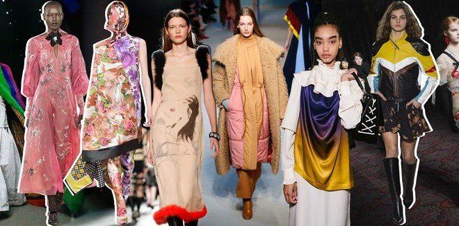 Οι 10 ωραιότερες συλλογές από την εβδομάδα μόδας του Λονδίνου