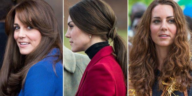 Τα ωραιότερα χτενίσματα της Δούκισσας του Cambridge