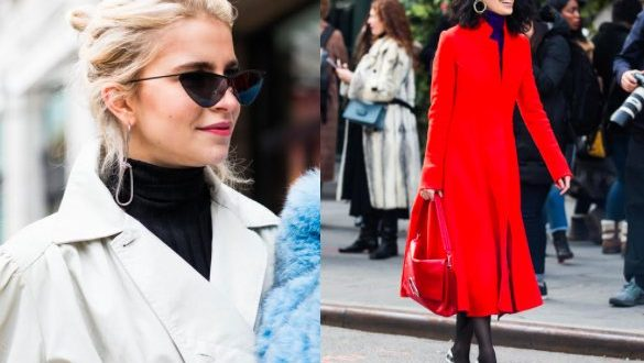 Τα ωραιότερα look ομορφιάς από την εβδομάδα μόδας της Νέας Υόρκης