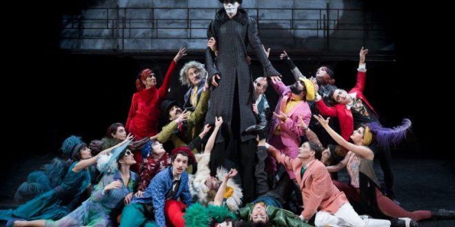 «Το παιχνίδι της σφαγής» του Ευγένιου Ιονέσκο στο Εθνικό Θέατρο