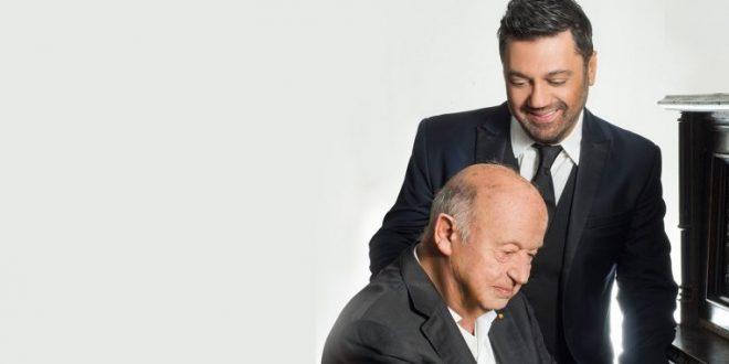 Μίμης Πλέσσας και Γιώργος Θεοφάνους για δύο μοναδικές παραστάσεις στο θέατρο Παλλάς