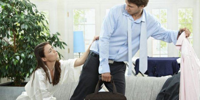Είμαι προσκολλημένη στον σύντροφό μου. Πώς θα το σταματήσω;