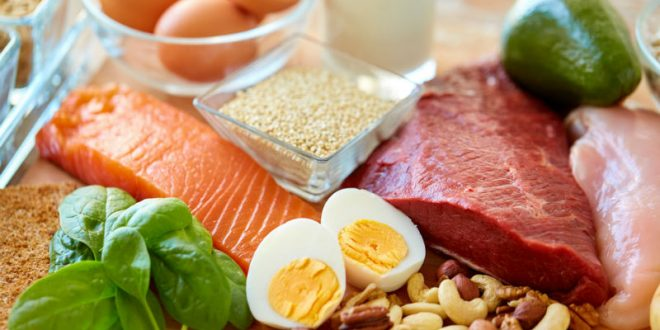Πρωτεΐνη: Πολλαπλά τα οφέλη της για τον οργανισμό