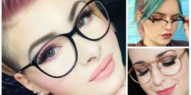 5+2 προτάσεις μακιγιάζ για όσες φοράνε γυαλιά