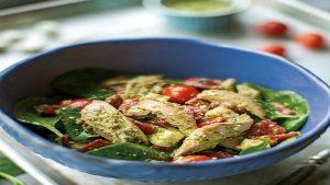 salata-me-kotopoulo