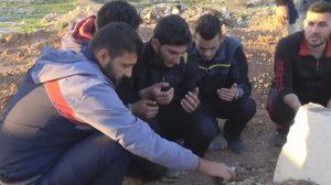 syria vombardismos