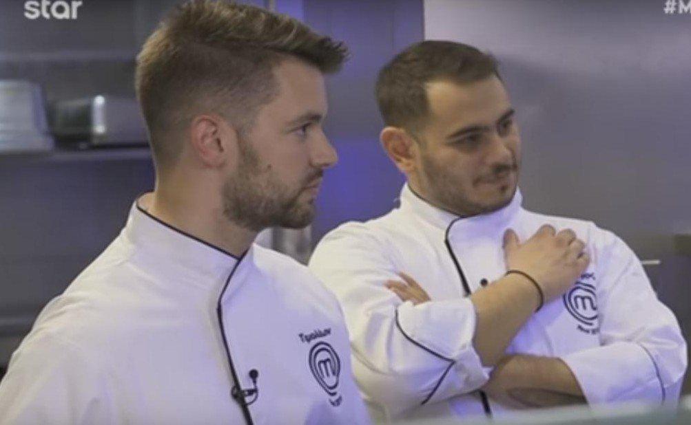master chef glossidis timoleon