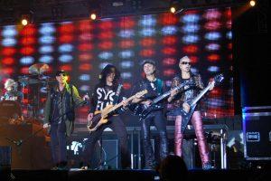 scorpions band live