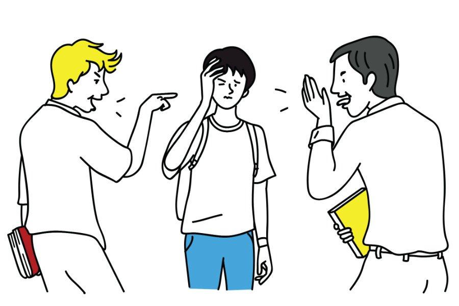 Αποτέλεσμα εικόνας για εφηβεια και bullying