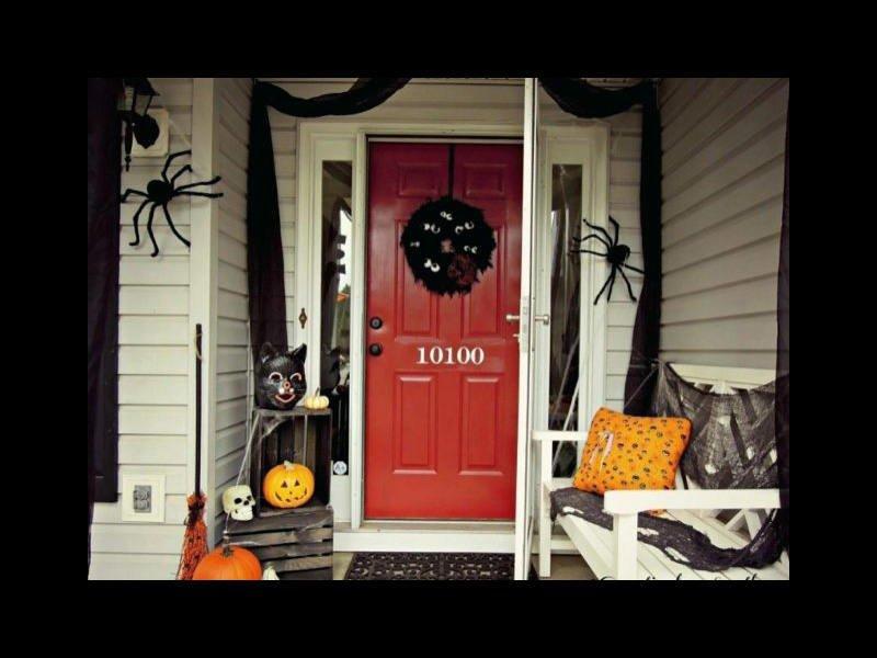 halloween-doors