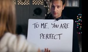 love actually to me u are perfect
