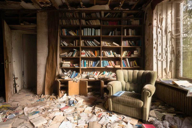 books-room