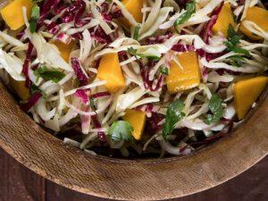 exotiki salata me laxano