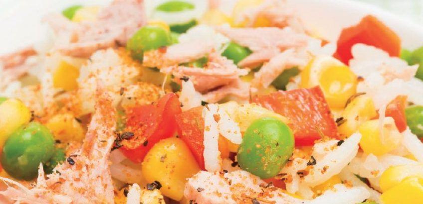 salata tonos laxanika