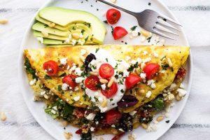 Omelette diatrofigr