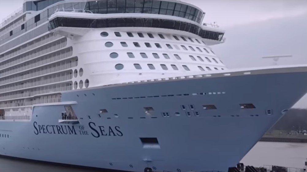 meyer Werft Spectrum of the Seas