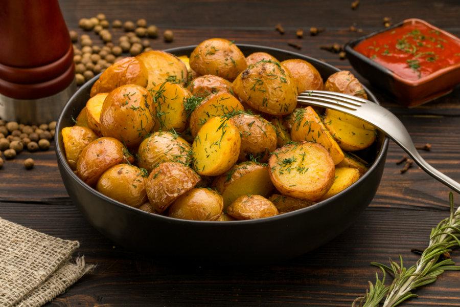 patates fournou