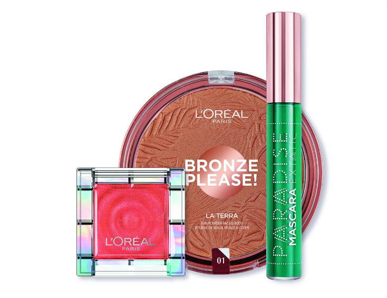 loreal make up summer2019