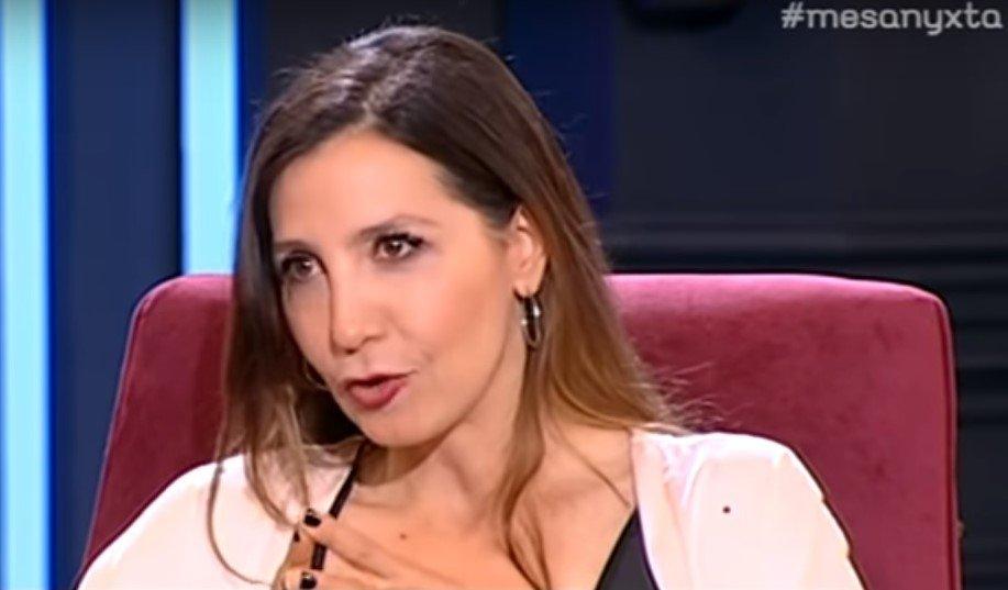maria eleni lykourezoy