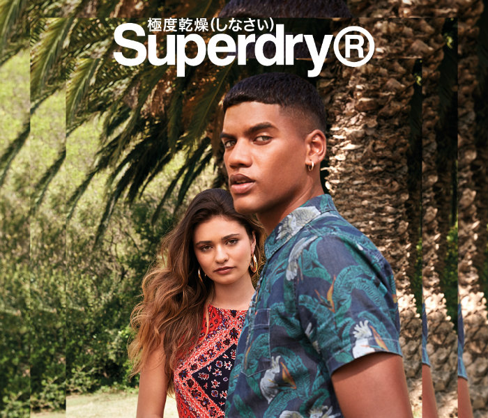 superdry opening store