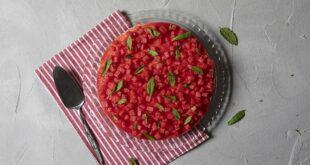 cheesecake karpouzi