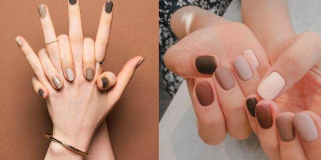 Οι πιο φθινοπωρινές καφέ αποχρώσεις για τα νύχια σου!