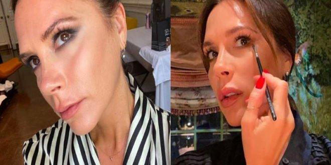 Κάνε το όπως η Βικτόρια Μπέκαμ: Μακιγιάζ για ανοιχτόχρωμες