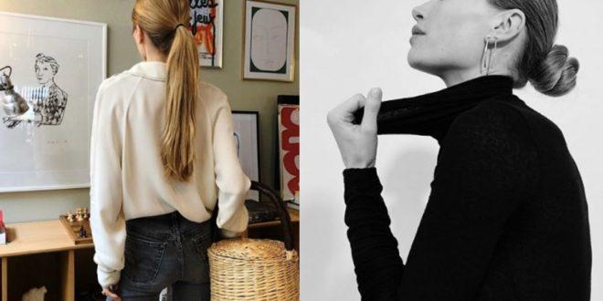 Συμβουλές για καθημερινά χτενίσματα από την πιο διάσημη στιλίστρια της Δανίας