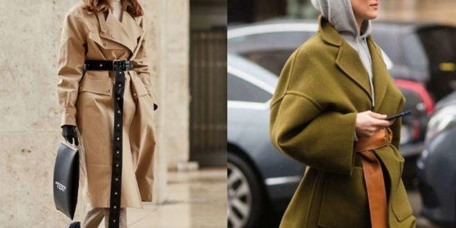 Trend alert: Το στιλιστικό trick που θα ανανεώσει το παλτό σου