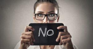 """Πως-τα-""""όχι""""-που-λέμε-στην-ζωή-μας,-θα-μας-πάνε-μπροστά;"""