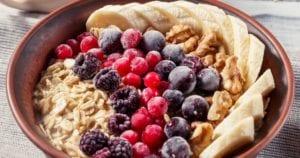 Βρώμη-με-μπανάνα-και-μύρτιλλα-Για -να-πρωινό-γεμάτο-ενέργεια