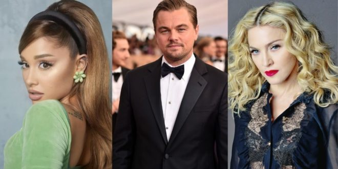 Vegan celebrities του Hollywood