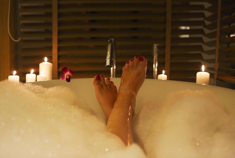 χαλάρωση-στο-μπάνιο