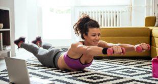 Γυμναστική-στο-σπίτι-για-αρχάριους,-μόνο-σε-20-λεπτά!!!