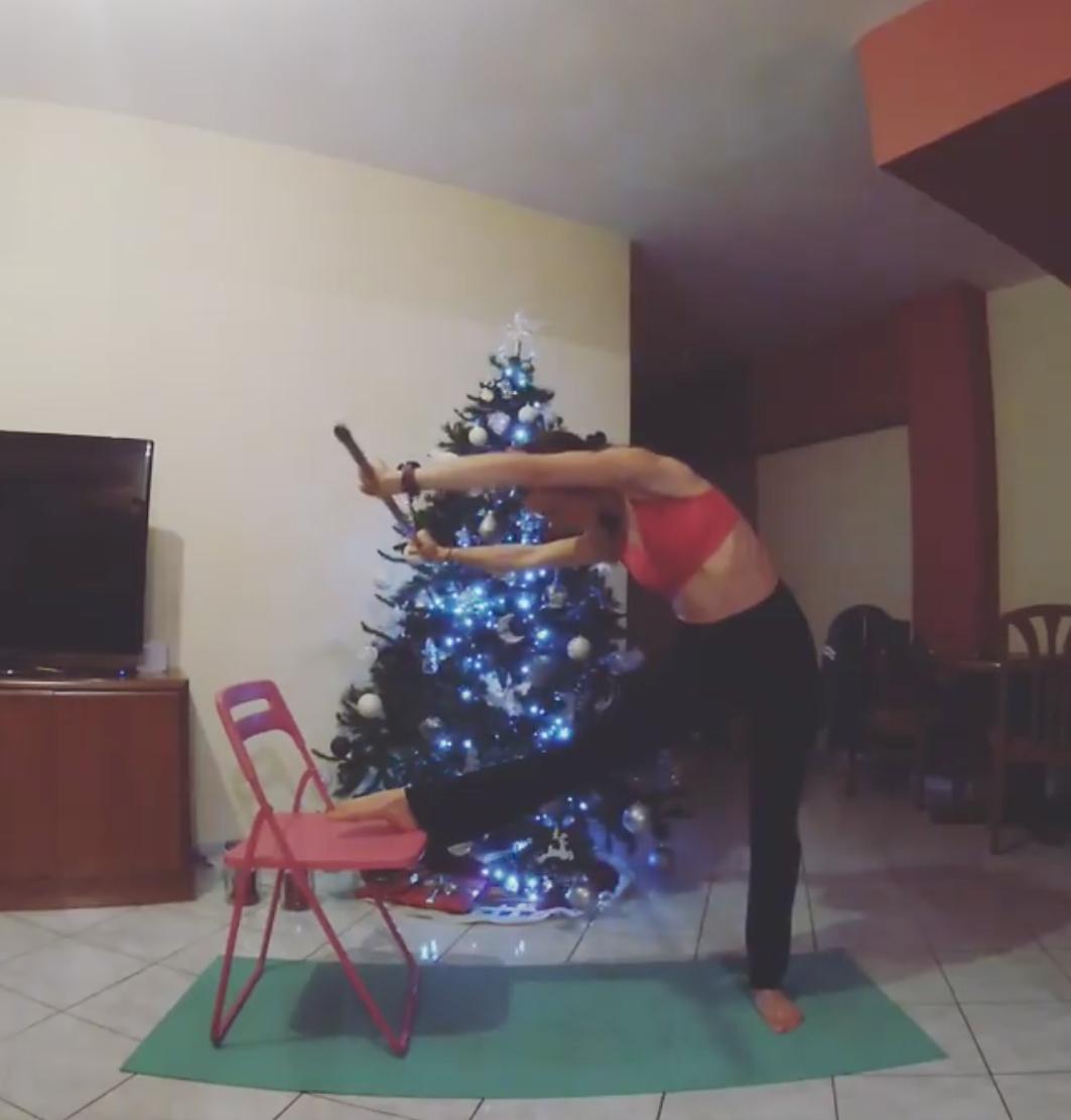 Οι Χριστουγεννιάτικες γιορτές τελείωσαν. Ώρα-να-μπούμε-σε-φόρμα,-με-ένα-πρόγραμμα-Pilates!!!
