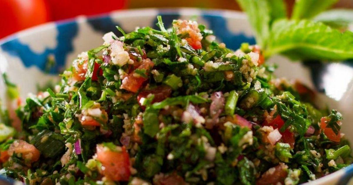 Αυθεντική-Λιβανέζικη-συνταγή-για-Ταμπουλέ