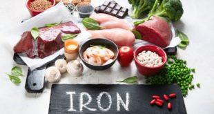 Σίδηρος:-Ποιες-τροφές-αυξάνουν-την-απορρόφηση-του;