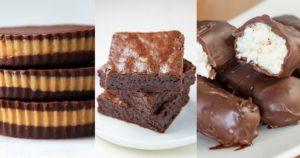 3 συνταγές για γλυκά με χαμηλές θερμίδες