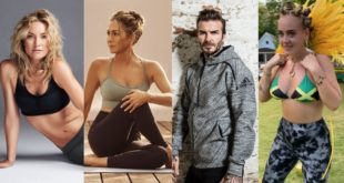 4 Celebrities who love Pilates