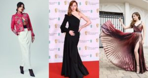 Best outfits at Bafta awards