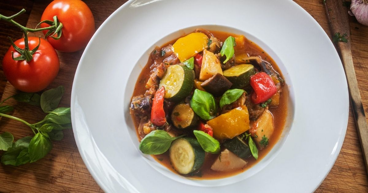 Μεσογειακό-στιφάδο-λαχανικών