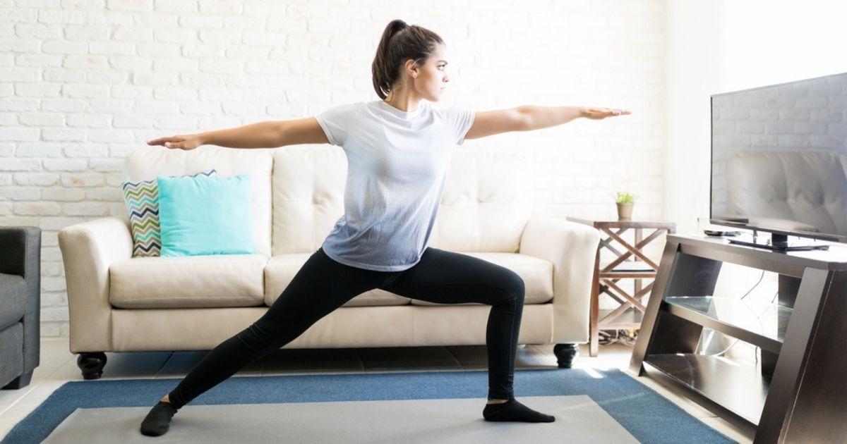 Πρωινή γυμναστική σε μορφή χορού