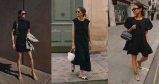 Μαύρο φόρεμα