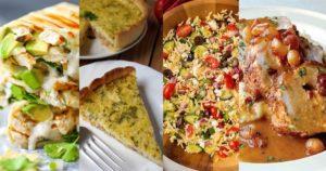 Μεσημεριανά γεύματα με λιγότερο από 400 θερμίδες