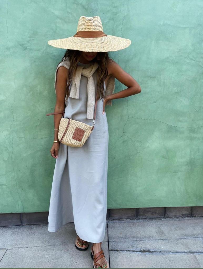 Ψάθινα Καπέλα: To απόλυτο καλοκαιρινό αξεσουάρ - BORO από την ΑΝΝΑ ΔΡΟΥΖΑ