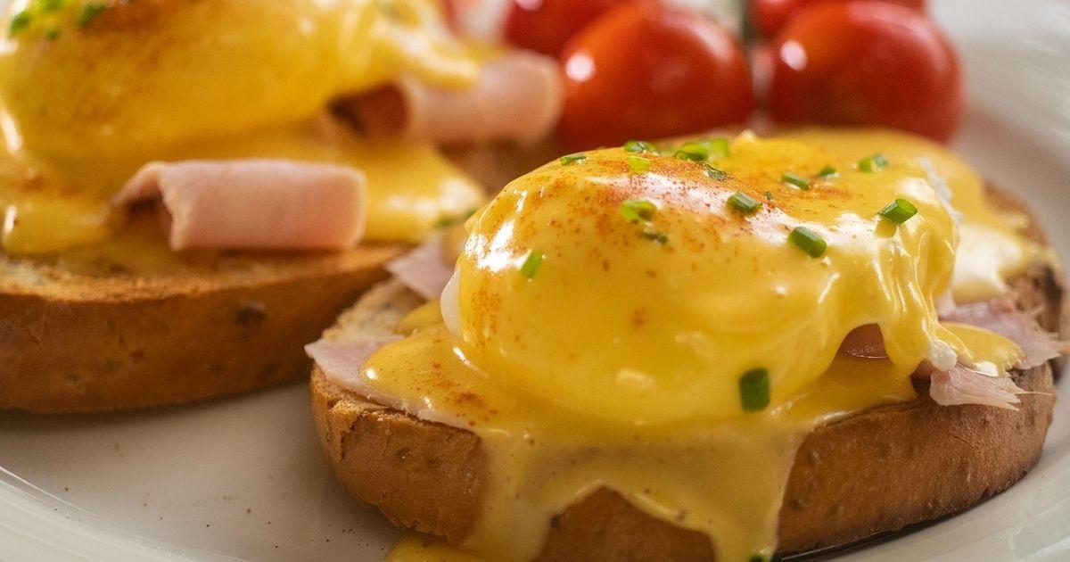 Αυγά Μπένεντικτ