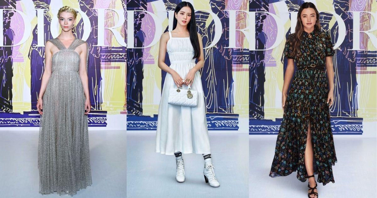 Dior επίδειξη μόδας στο Καλλιμάρμαρο