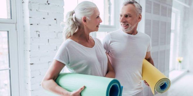 Γυμναστική στο σπίτι για άτομα με προβλήματα στις αρθρώσεις