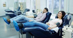 Μετάγγιση αίματος